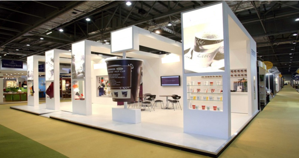 manufacturers of Exhibition Stands