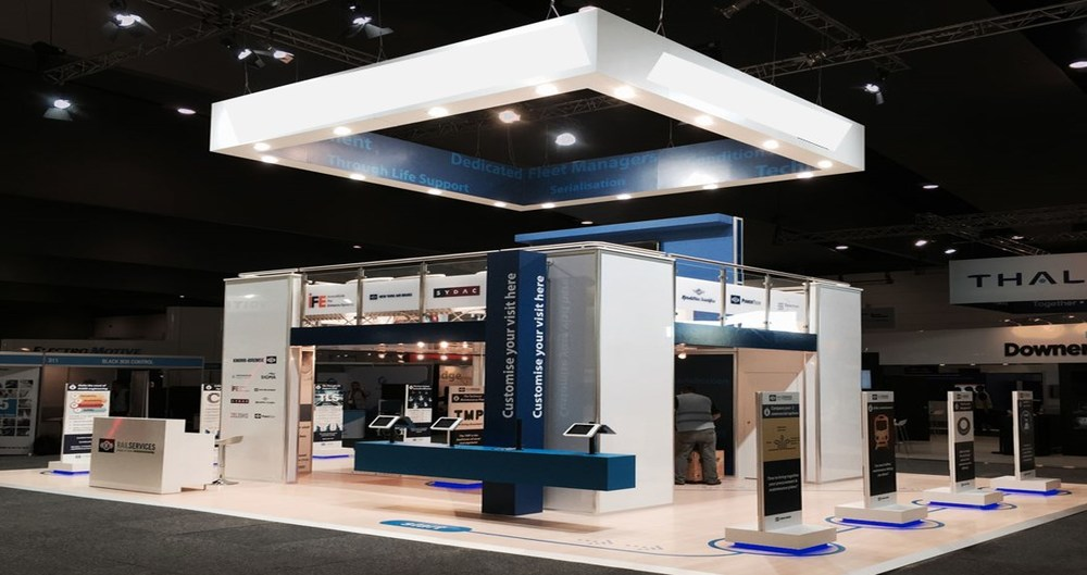 suppliers of Exhibition Stands