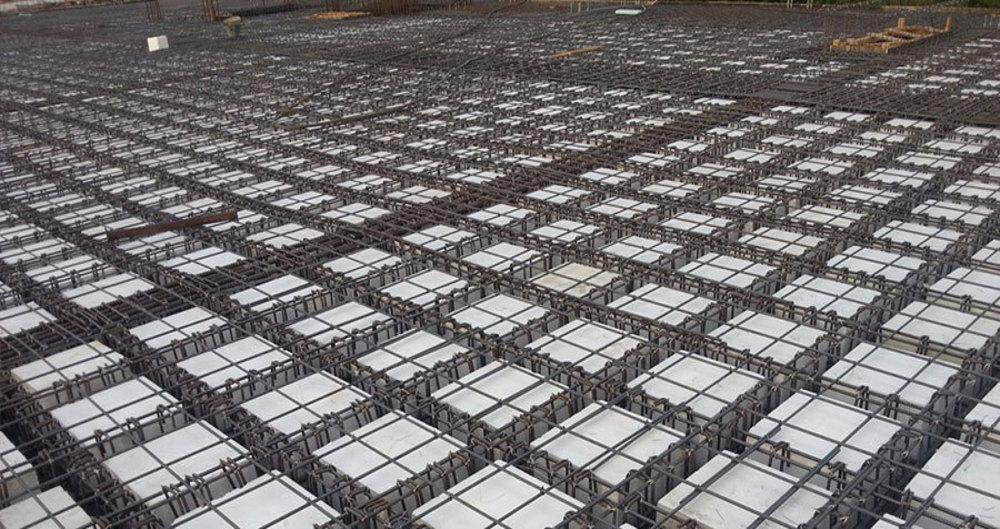 Polystyrene Hourdi Blocks