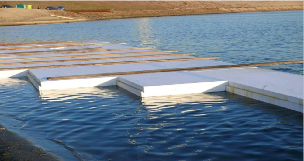 Floating Pontoons