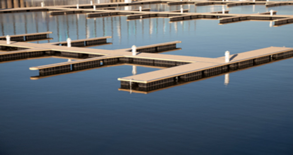 design and building of pontoons