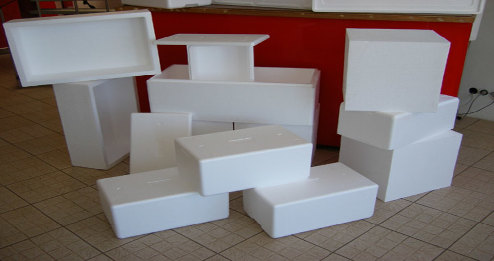 Polystyrene Packing Boxes