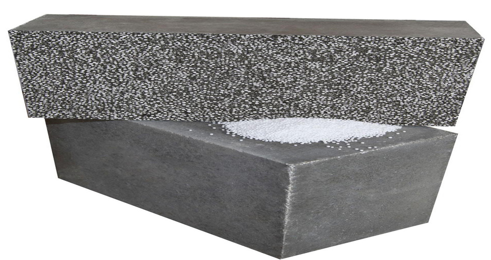 Polystyrene Beads For Lightweight Concrete Galaxy